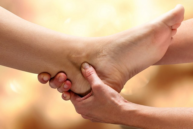 ankle pain treatment Holroyd