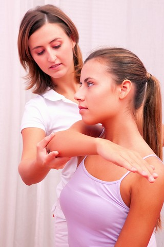 physio for shoulder pain in Punchbowl